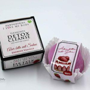 Detox Cleanse Gesicht Seife