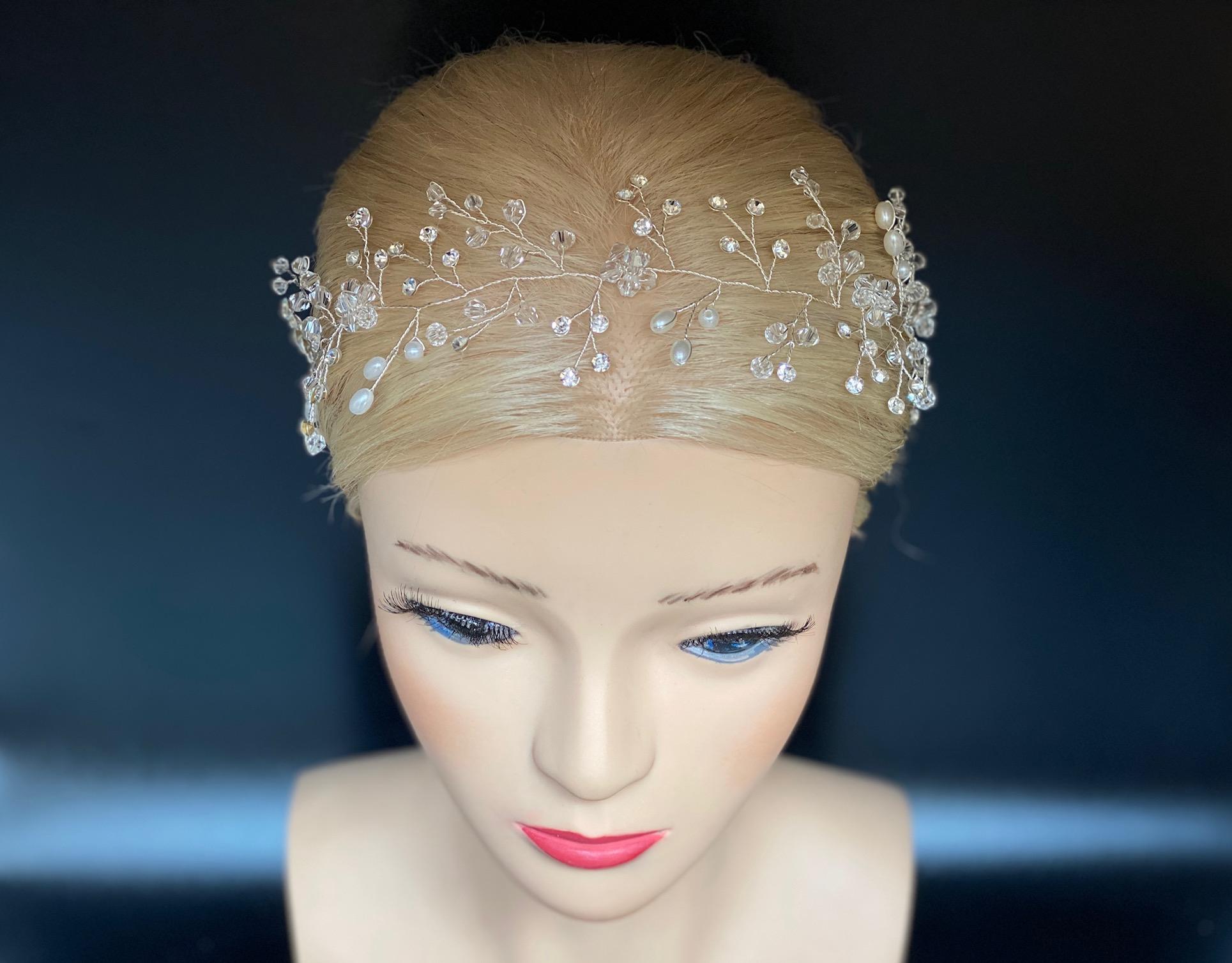 Haarschmuck Elsa - schleideern-shop.de